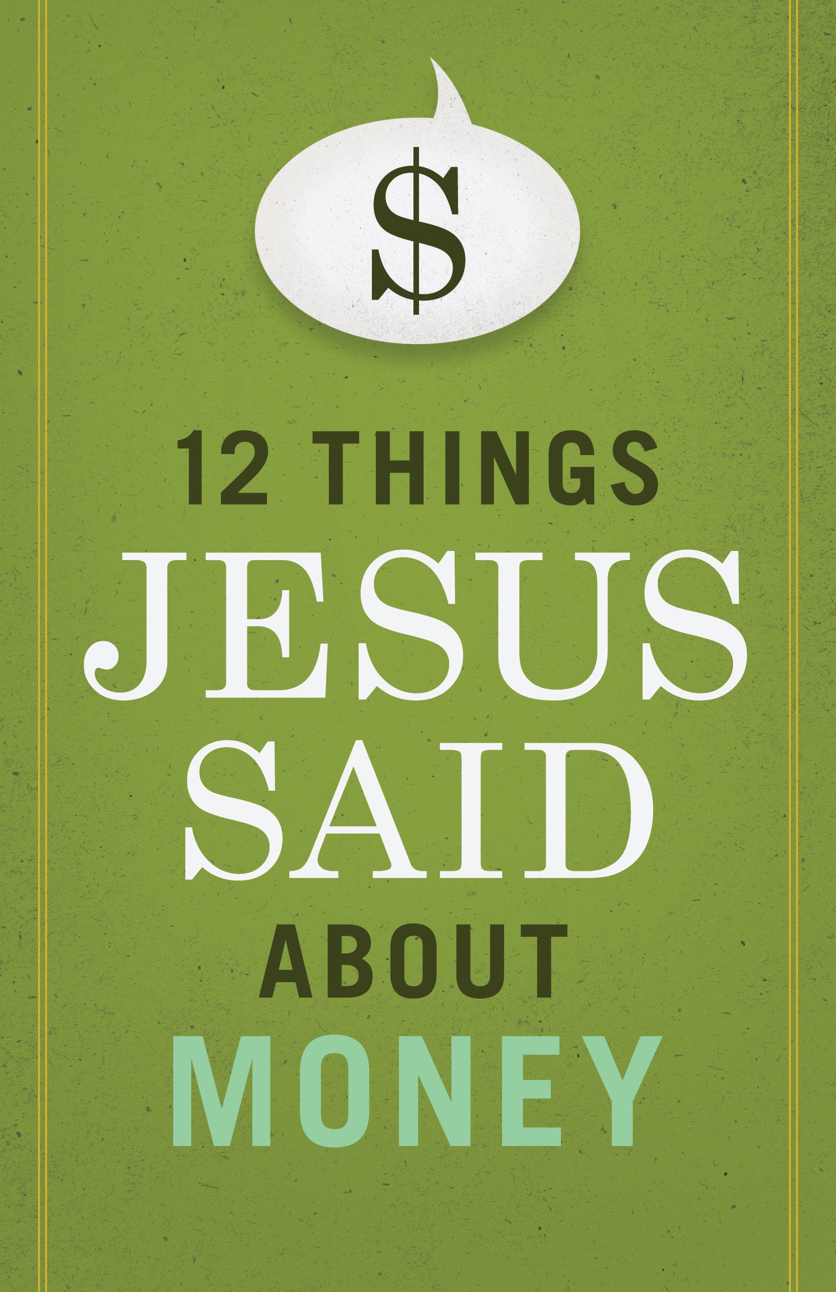 Download 12 Things Jesus Said about Money pdf