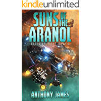 Suns of the Aranol (Obsidiar Fleet Book 5)