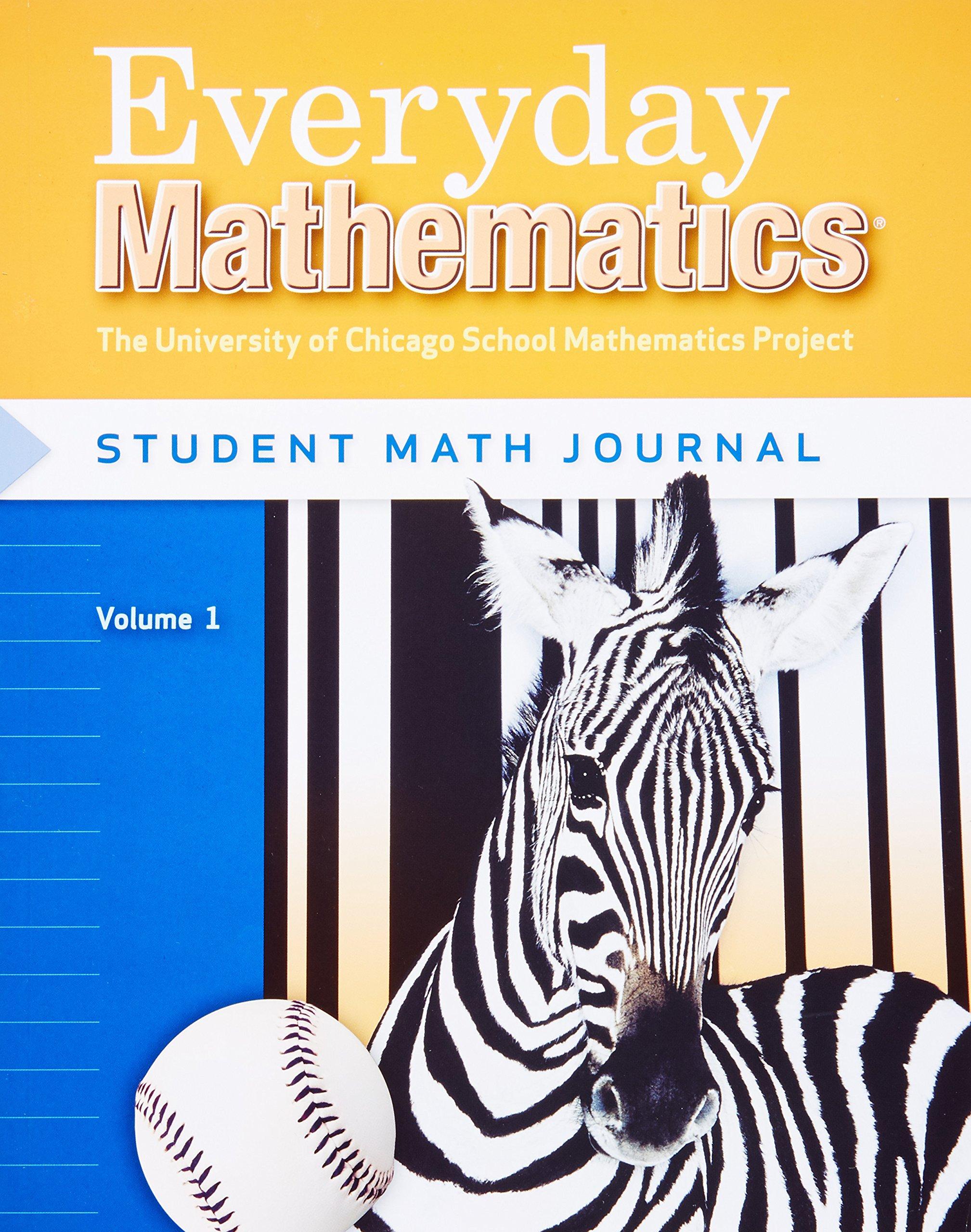 Everyday Mathematics: Journal 1 Grade 3: Max Bell: 9780076045679 ...
