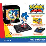 Sonic Mania: Collector's Edition - PlayStation 4 - Imported
