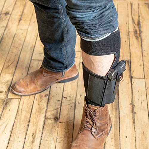 TacX-Pro-Gear-Ankle-Holster-for-Concealed-Carry-Pistol-Bundle