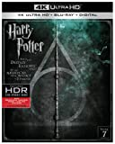 Harry Potter & The Deathly Hallows: Part 2 (Bilingual) [4K UHD + BD + UV Digital Copy] [Blu-ray]