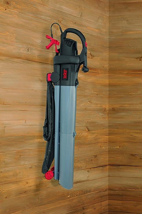 Skil F0150790AA Soplador/Aspirador 0790AA, 2800 W, 240 V, Negro, Gris