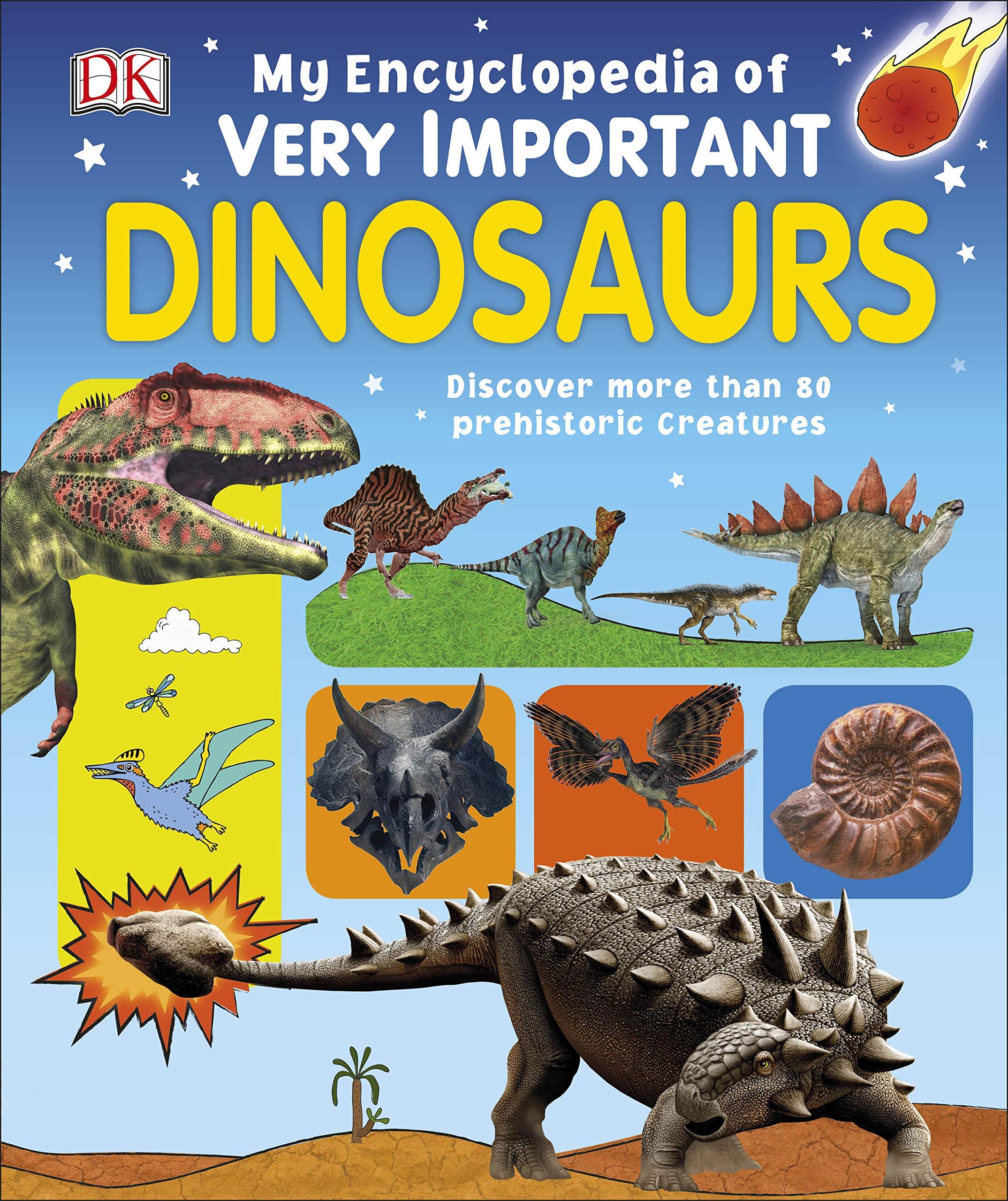 Encyclopedia Very Important Dinosaurs Encyclopedias product image