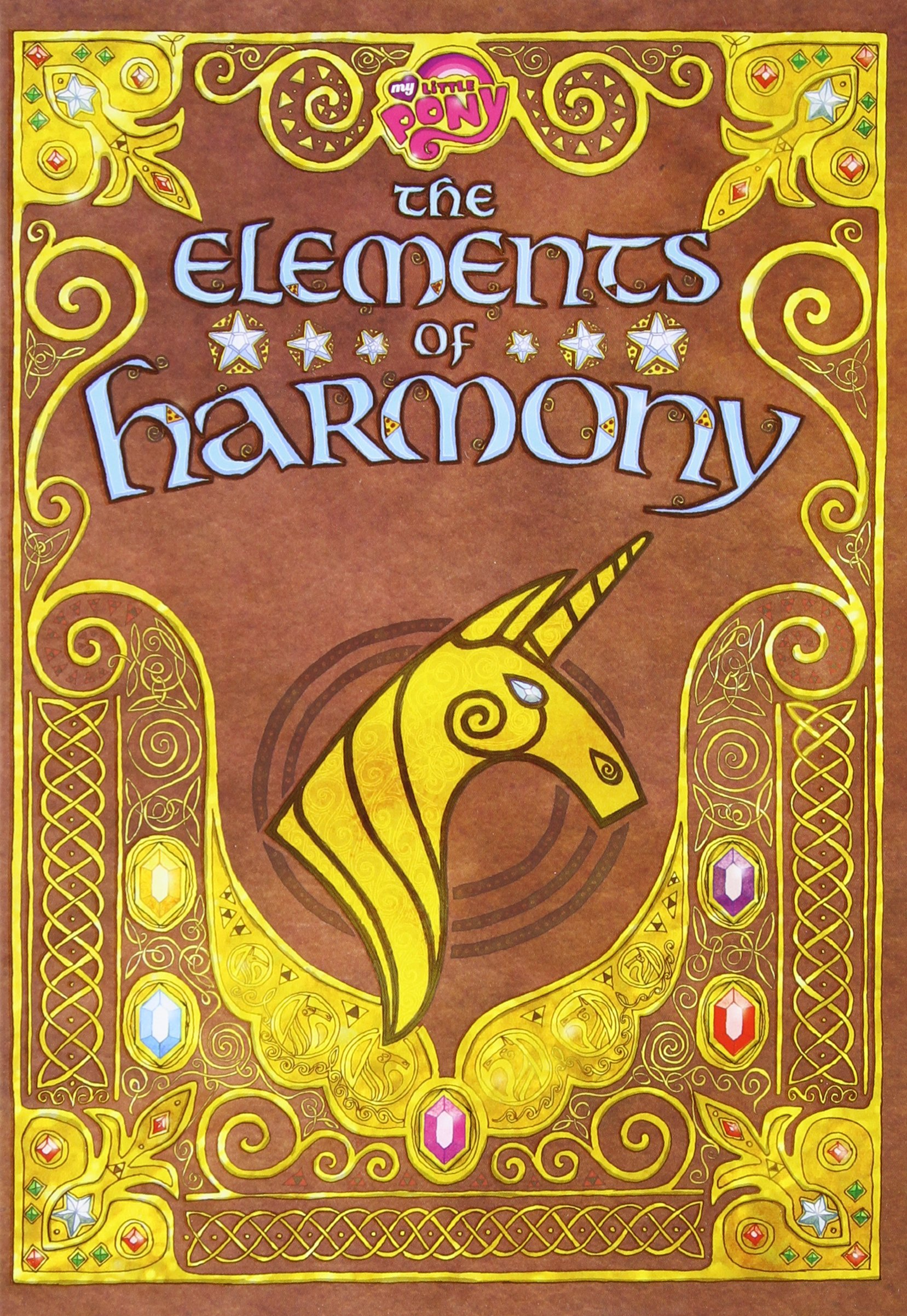Elements Harmony Friendship Magic Little