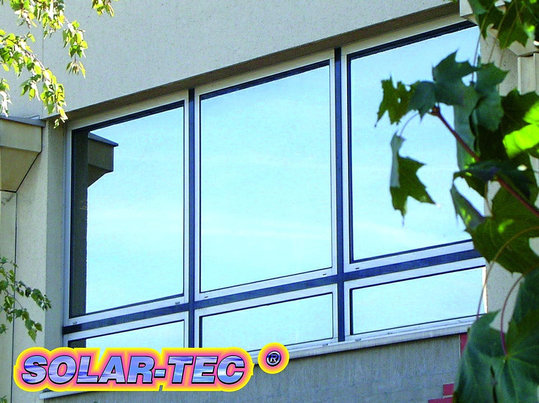 Original SOLAR TEC Universal Sonnenschutz Spiegelfolie 99% UV