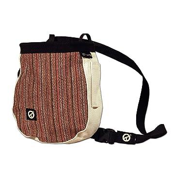 Charko WMCBBAXT012 - Bolsa de magnesio, Color marrón: Amazon.es: Deportes y aire libre