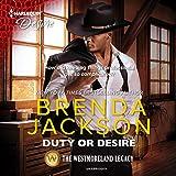 Duty or Desire (The Westmoreland Legacy Series) (Harlequin Desire: Westmoreland Legacy)