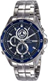 Casio Edifice Chronograph Blue Dial Men's Watch - EFR-547D-2AVUDF (EX239)