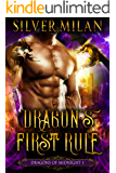 Dragon's First Rule (Dragons of Midnight Book 1)