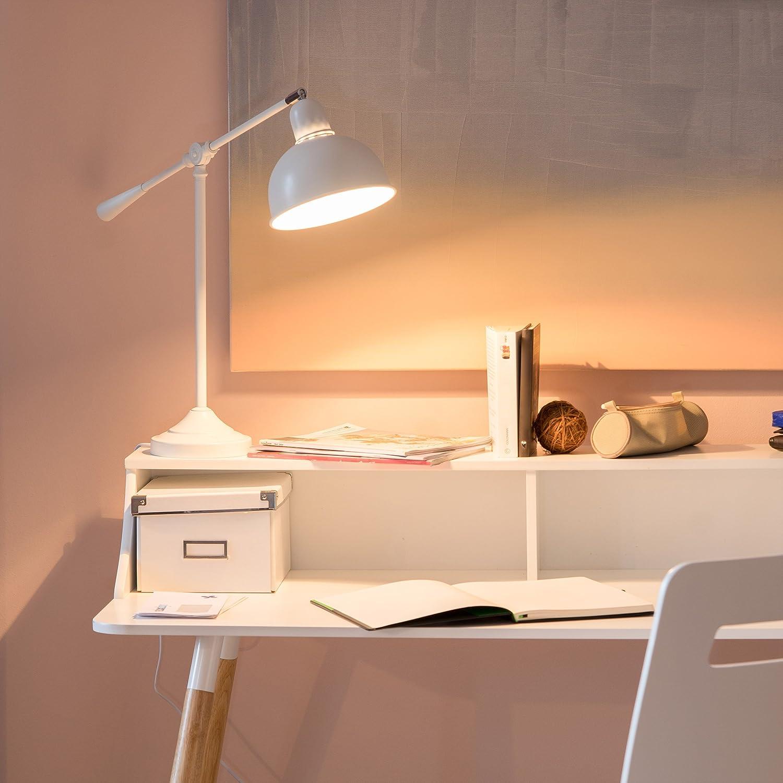 Relaxdays Lampe De Bureau Articulee Galando Hxlxp 77 5 X 71 X 19 Cm