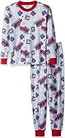 Sara's Prints Boys' Super Soft Relaxed Fit Pajama Set