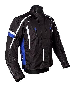 Roleff Racewear Ancona Chaqueta de Motocicleta, Azul, XL: Amazon.es: Coche y moto