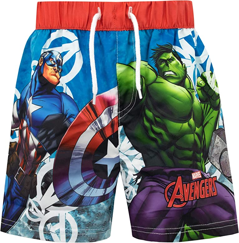 Marvel Boys Avengers Shorts