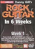 Rock Guitar In 6 Weeks Week 1 DVD