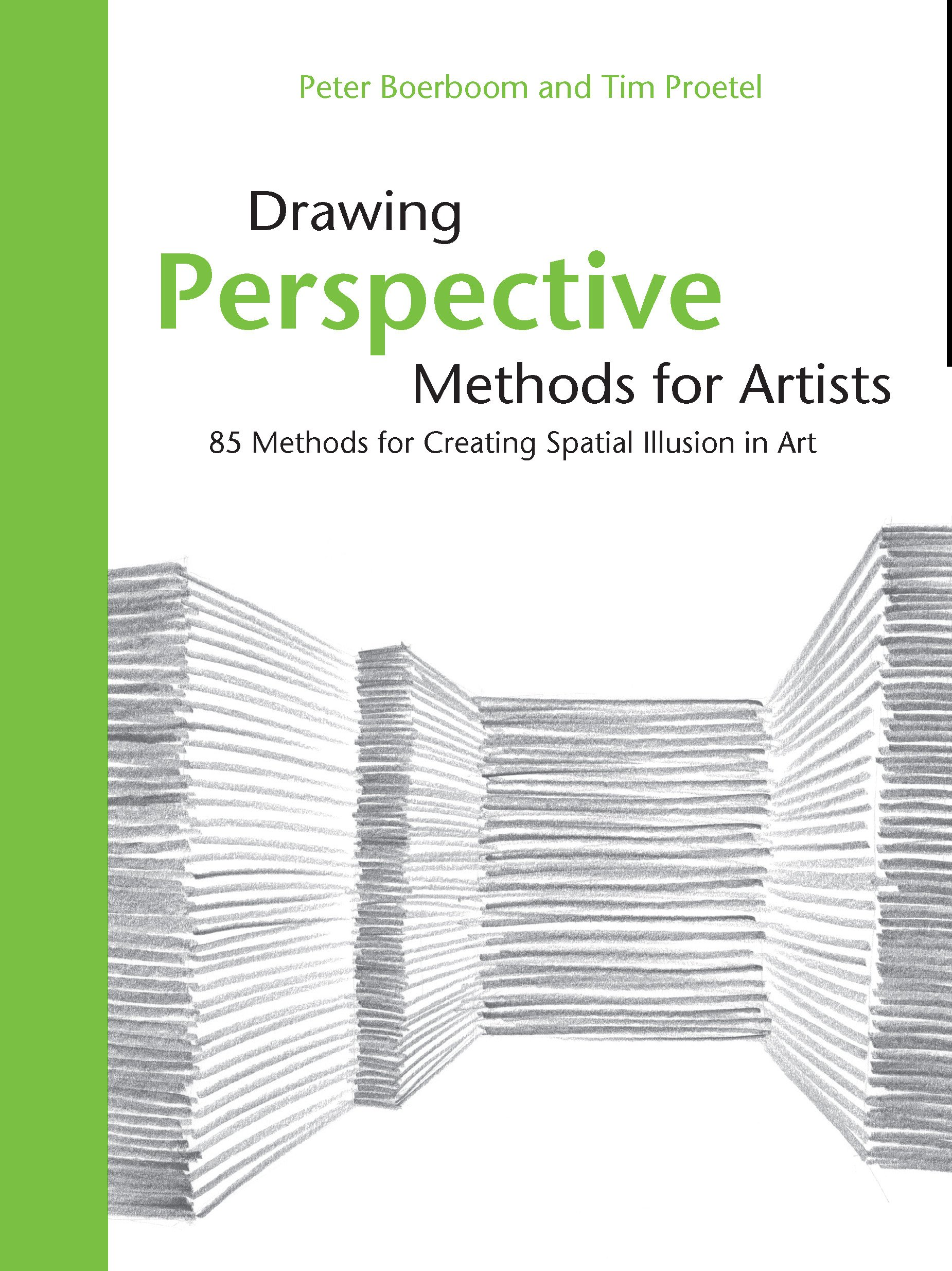 Download Drawing Perspective Methods for Artists: 85 Methods for Creating Spatial Illusion in Art pdf epub