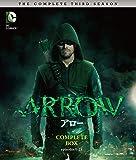 [DVD]ARROW / アロー 〈サード・シーズン〉 コンプリート・ボックス [Blu-ray]