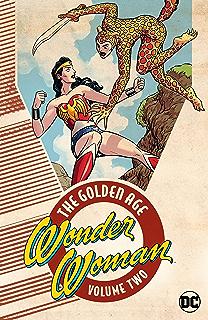 c861b6ef Amazon.com: Wonder Woman: The Golden Age Vol. 1 (Sensation Comics ...