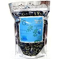 100% Pure Dried Butterfly Pea Flower Tea - 100 G