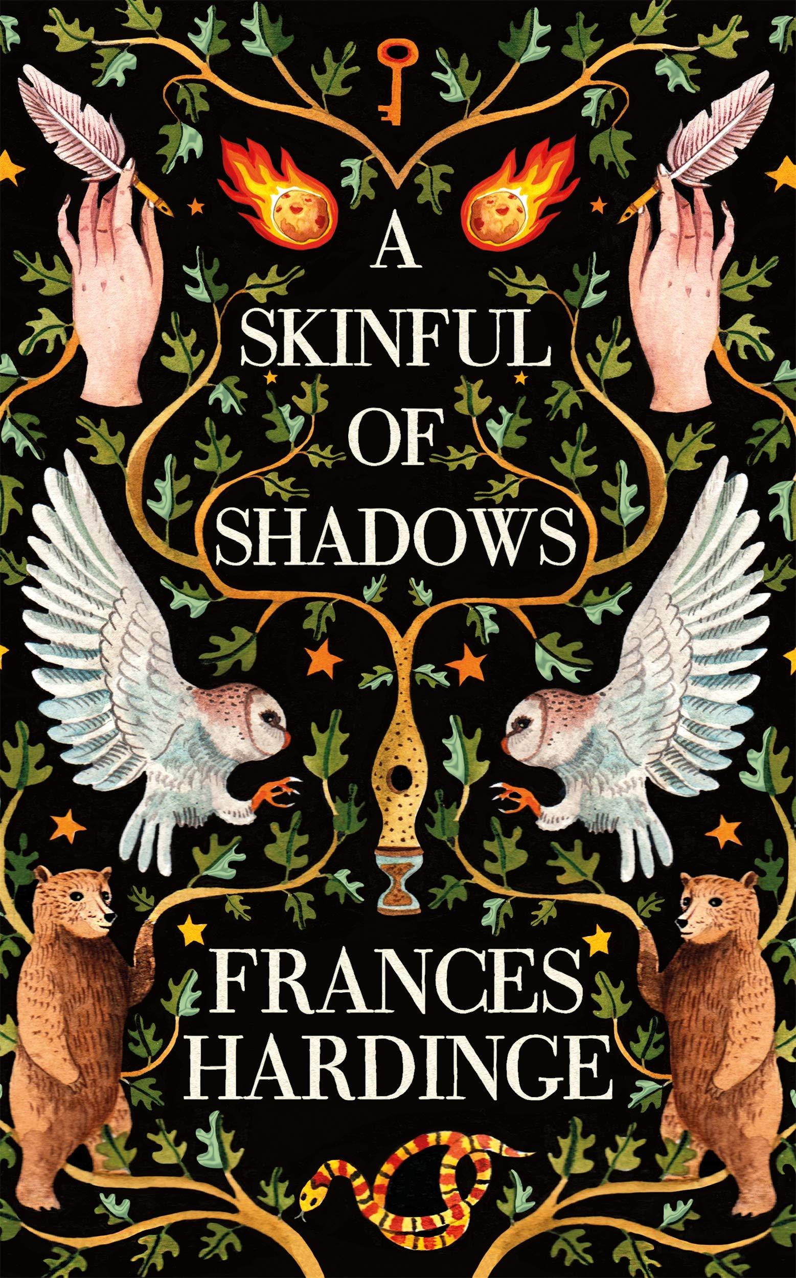 A Skinful of Shadows: Amazon.co.uk: Hardinge, Frances ...