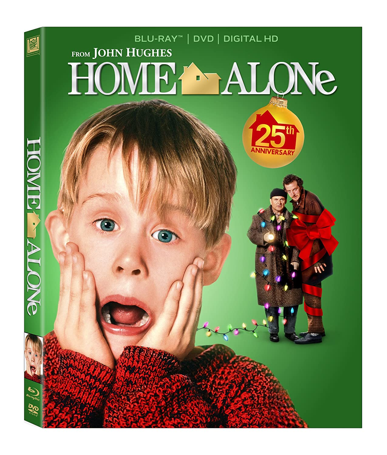 Amazon.com: Home Alone Blu-ray: Daniel Stern, Joe Pesci, Roberts ...
