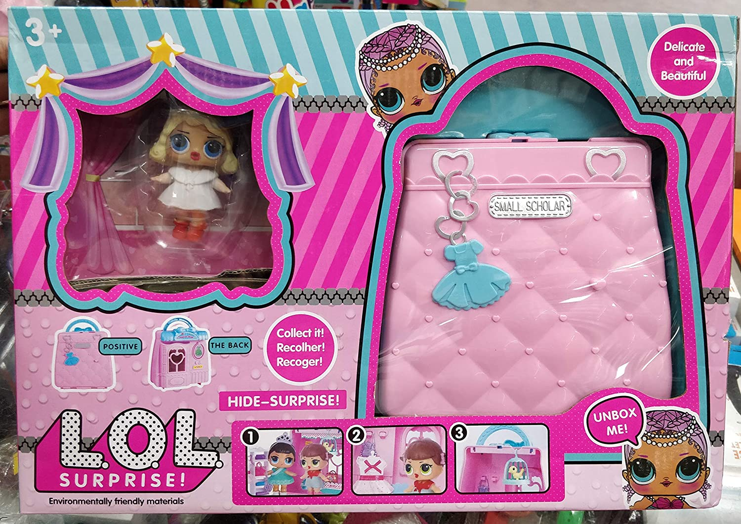 Buy Super Games Lol Surprise Doll Set Online At Low Prices In