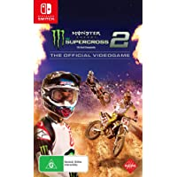 Monster Energy Supercross 2 - The Official Videogame (Nintendo Switch)