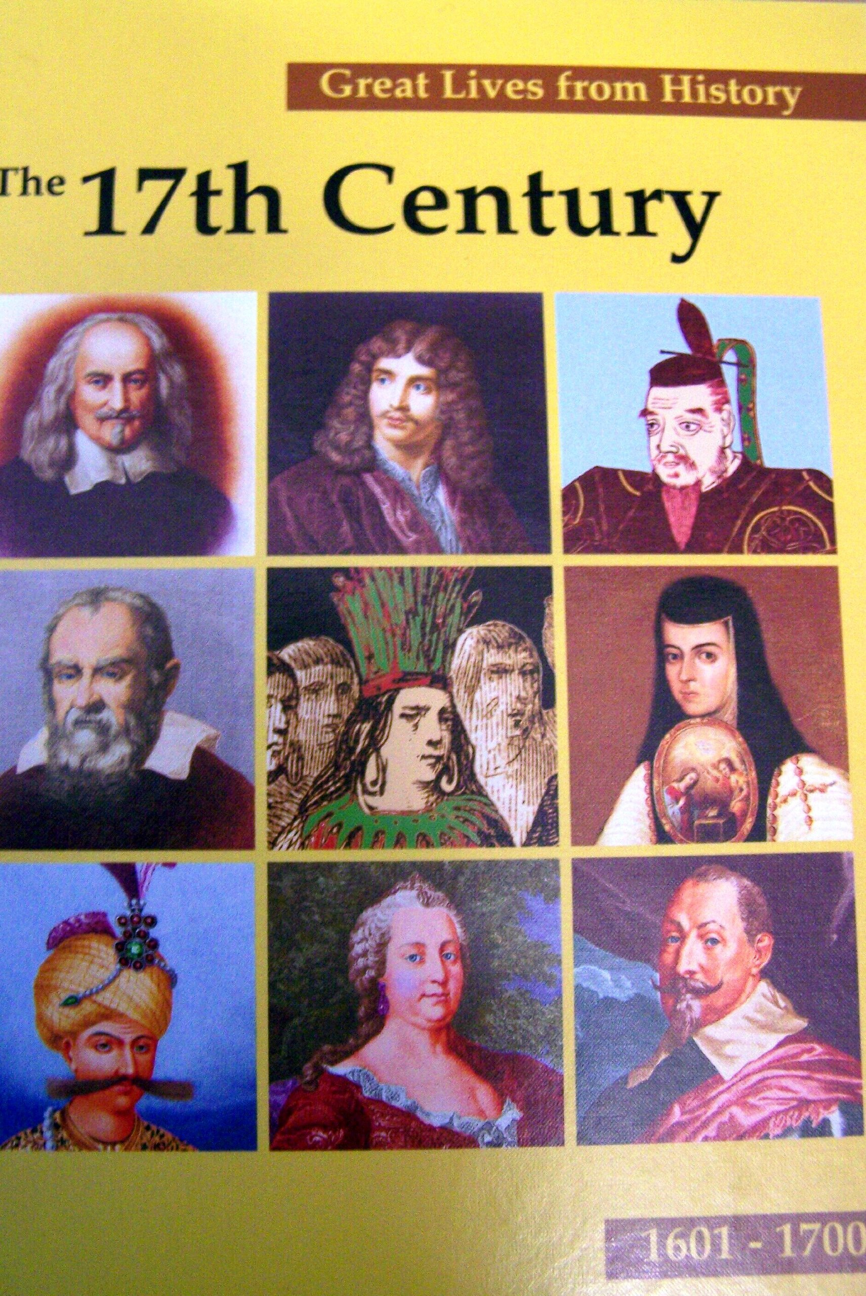 Great Lives from History: The 17th Century, 1601 - 1700: Louis Xiii-francisco De Zurbaran Indexes (Great Lives from History (Salem Press)) ebook