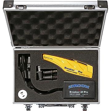 reliable Zircon 64057 Breaker ID Pro