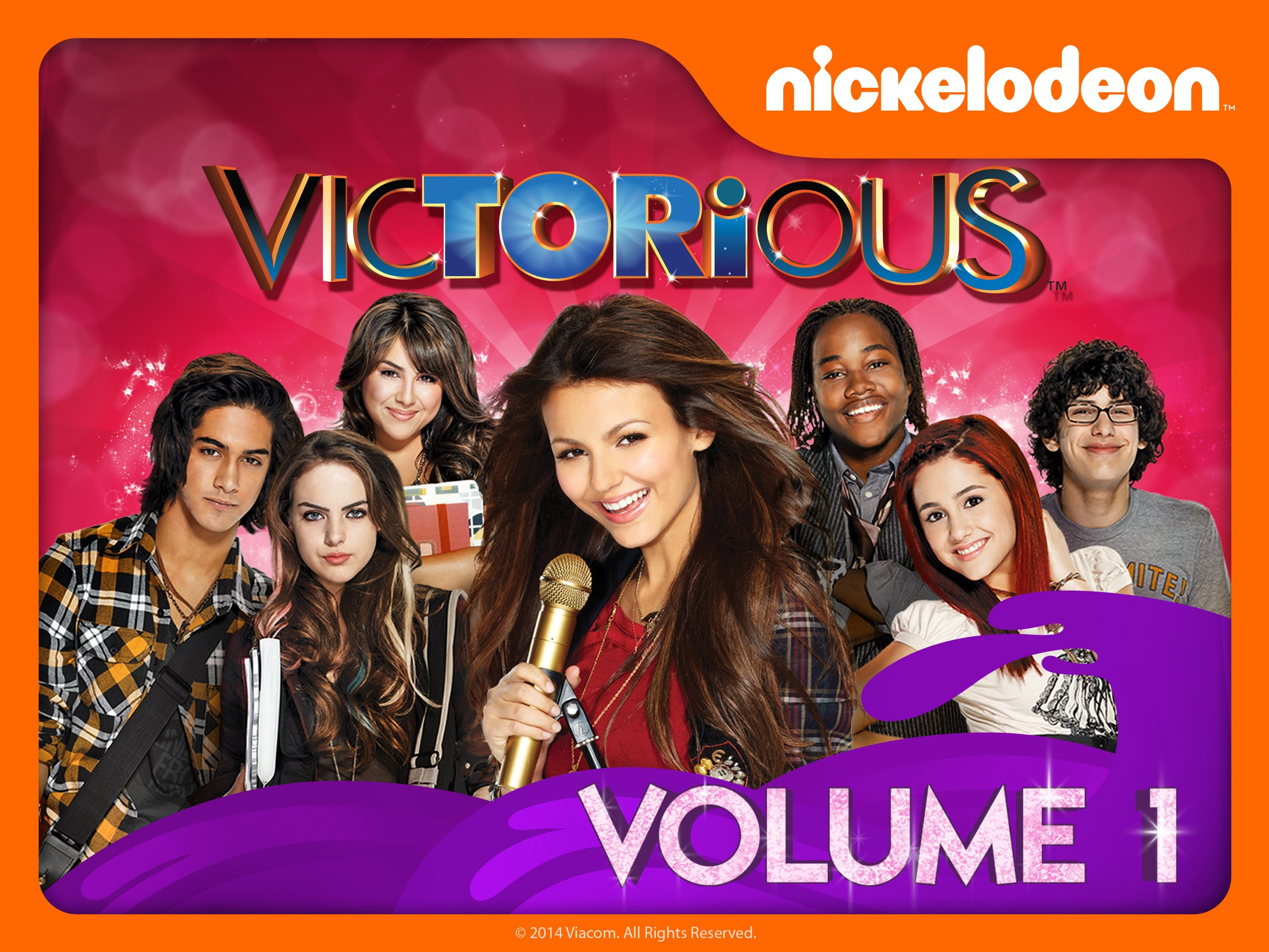 Amazon com: Watch VICTORiOUS Volume 1 | Prime Video