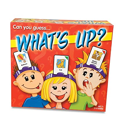 Paul Lamond What S Up Juego De Mesa En Ingles What S Up Amazon