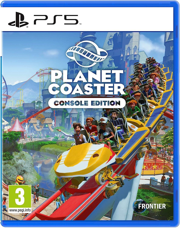 Jeu Planet Coaster PS5 en promotion