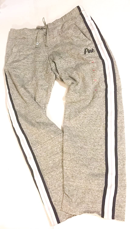 17def237be54f Victoria Secret Pink Sweatpants Size Large at Amazon Women's ...