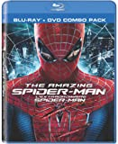 The Amazing Spider-Man [Blu-ray + DVD] (Bilingual)