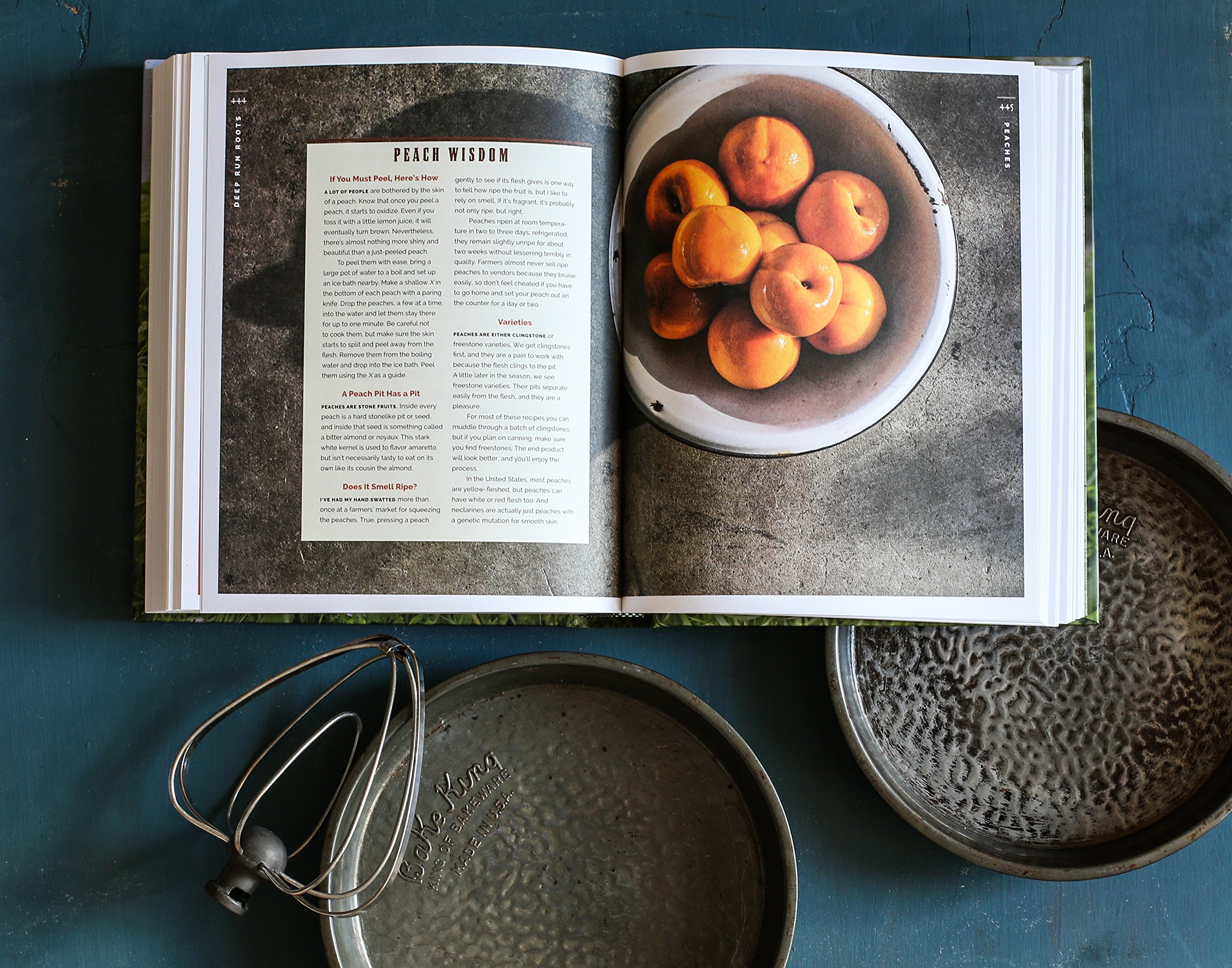 Stories and Recipes from My Corner of the South Deep Run Roots