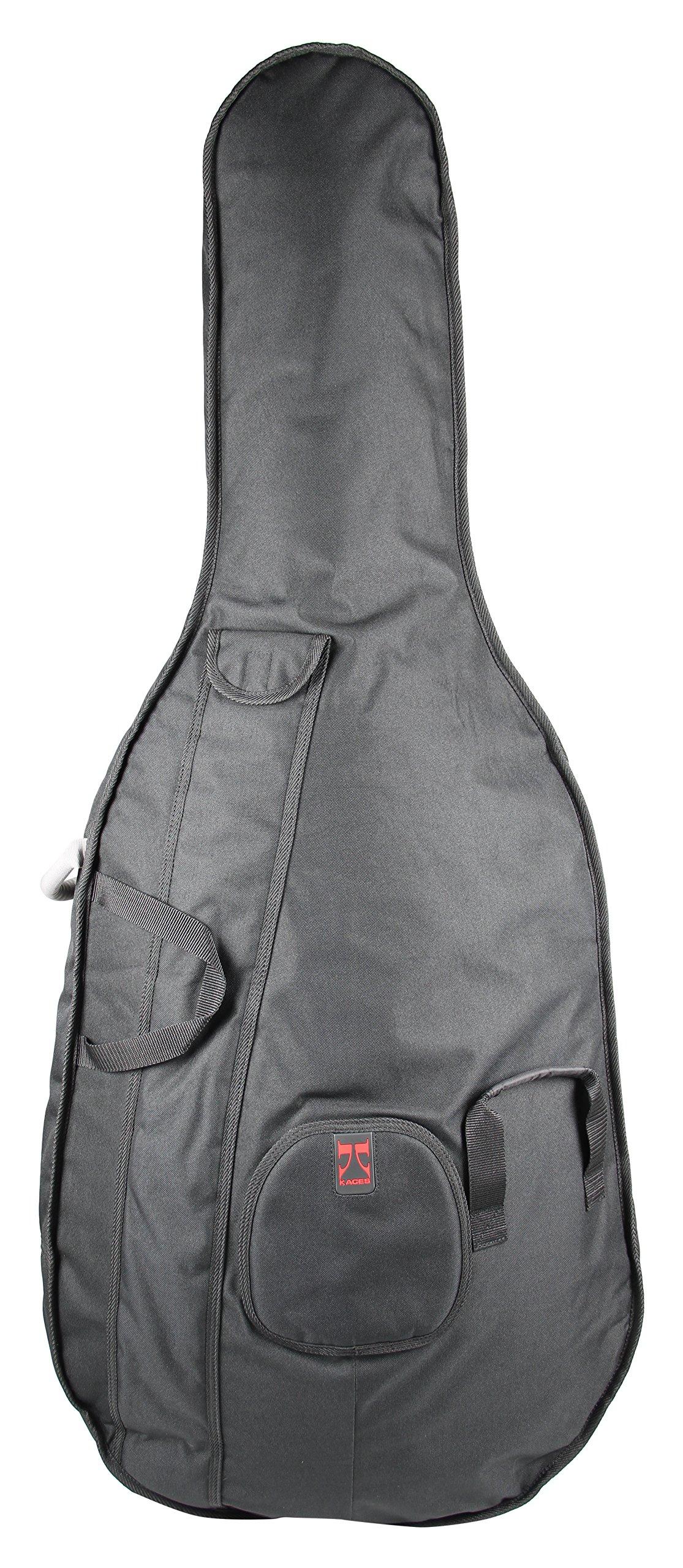 Kaces UKUB-1/2 University Series 1/2 Size Bass Bag