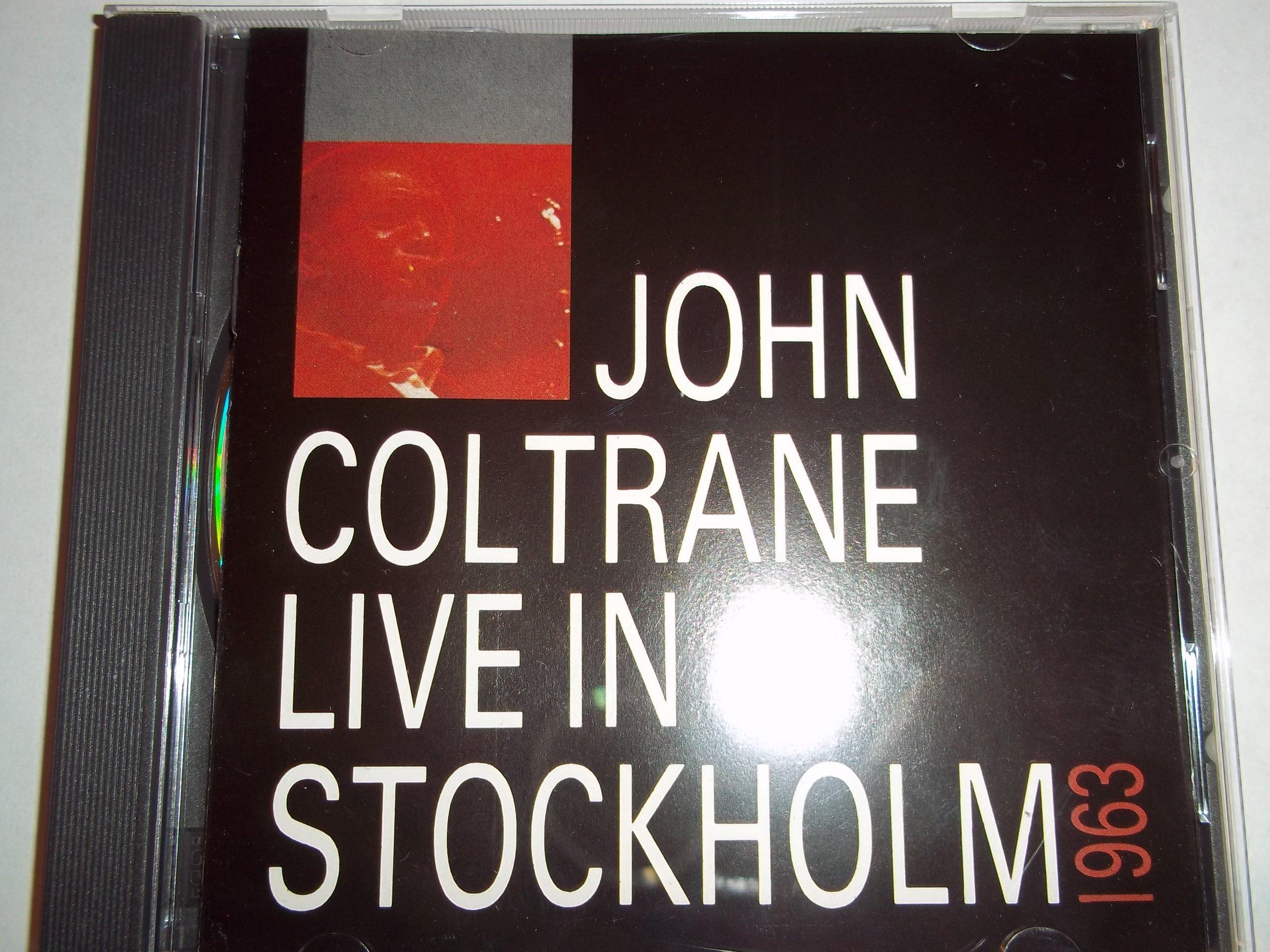 Live in Stockholm 1963