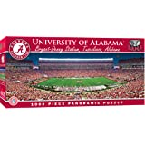 MasterPieces NCAA Stadium Panoramic Jigsaw Puzzle, 1000-Piece
