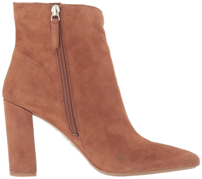 Nine West Women's Argyle Ankle Boot B06X6GPQX2 9.5 B(M) US|Dark Natural Suede