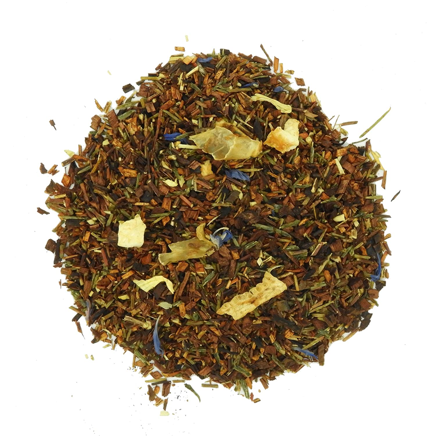 Whistling Kettle Tea - Loose Leaf Tea - 4 Ounces (Lemon Souffle) - Rooibos