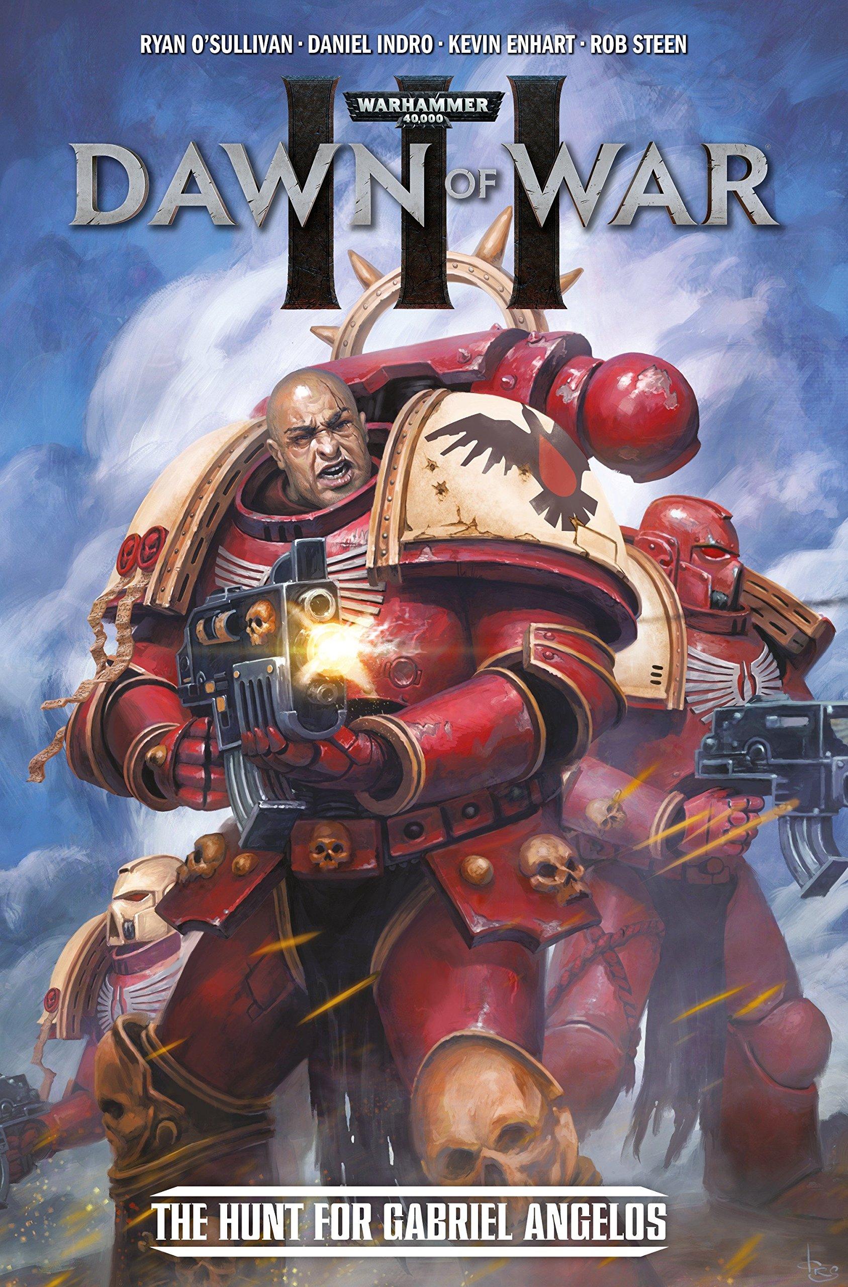 Download Warhammer 40,000: Dawn of War III - The Hunt for Gabriel Angelos pdf