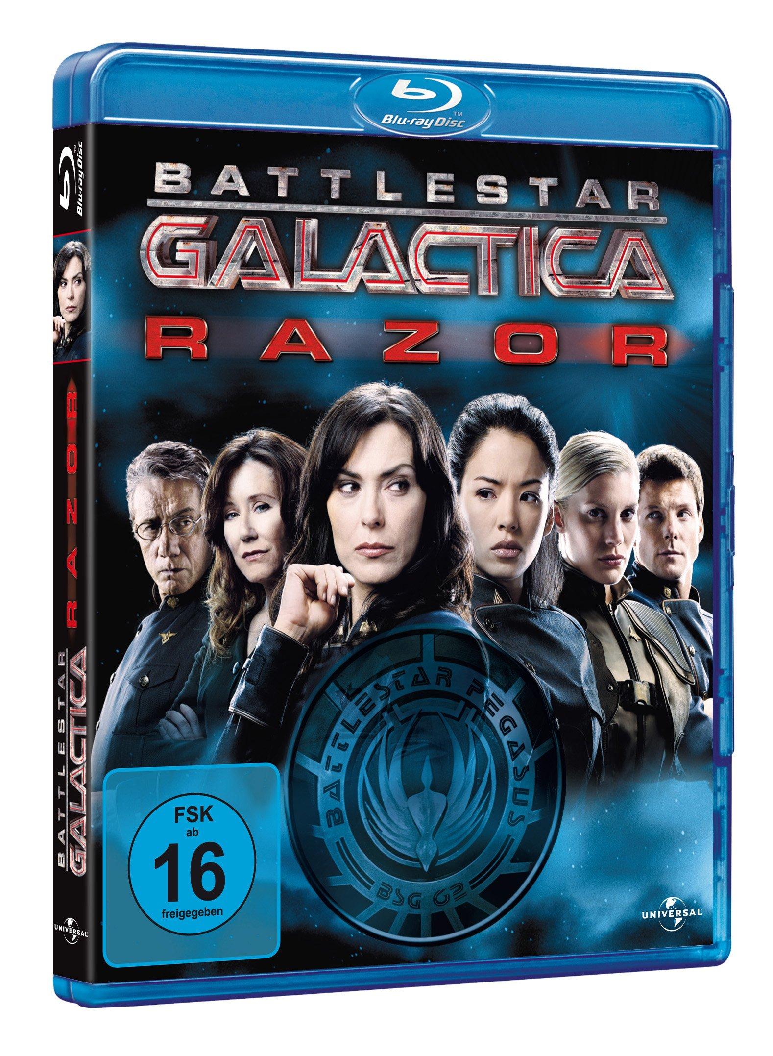Battlestar Galactica - Razor
