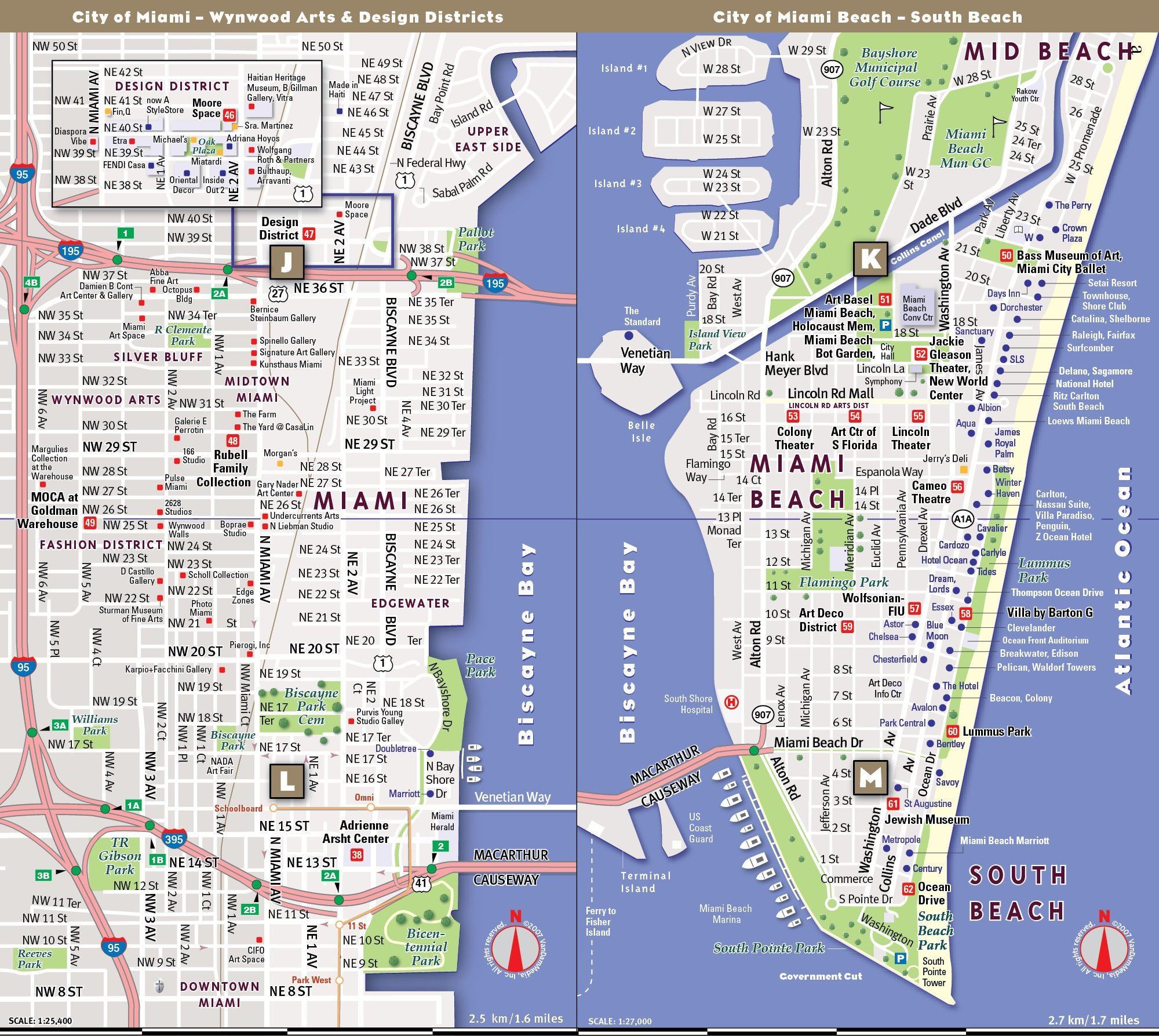StreetSmart Cuba Map Pack by VanDam - Maps of Cuba, Havana & Miami -  Laminated folding pocket size country travel guides with detailed city  street maps ...