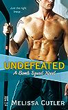 Undefeated (Bomb Squad Novel)