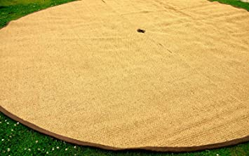Bell Tent Coir Semi Circle Mat (3m Pair) & Bell Tent Coir Semi Circle Mat: Amazon.co.uk: Sports u0026 Outdoors