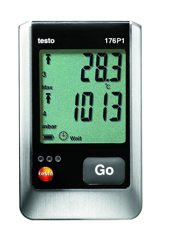 Registrador de datos temperatura y presion atm Testo 176 P1