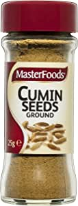 MasterFoods Cumin Seed Ground, 25g