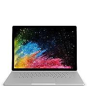 """Microsoft Surface Book 2, 15"""" Argent (Core i7, 16Go de RAM, GPU 256Go, Windows 10 Pro) - Calvier AZERTY français"""