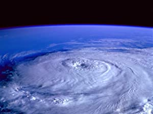 Space Nature Weather Hurricane Satellite View Earth Poster Print