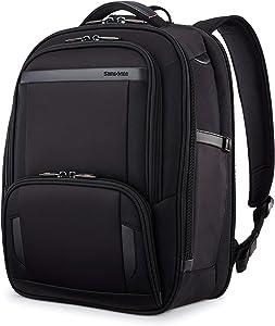 Samsonite Pro Slim Backpack, Black, One Size